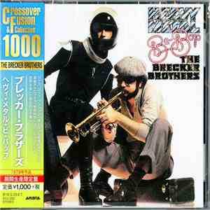 The Brecker Brothers - Heavy Metal Be-Bop album