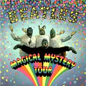 The Beatles - Magical Mystery Tour album