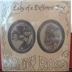 Sandy Ross  - Lady of a Different Time album