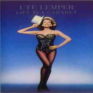 Ute Lemper - Life Is A Cabaret album