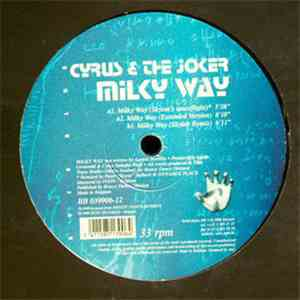 Cyrus & The Joker - Milky Way album