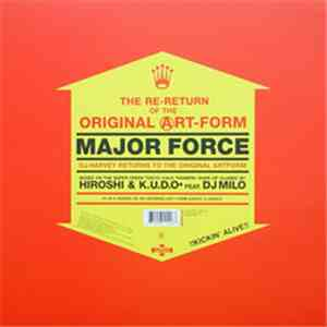 Major Force - The Re-Return Of The Original Art-Form (DJ Harvey Returns To The Original Artform) album