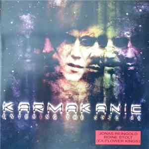 Karmakanic - Entering The Spectra album