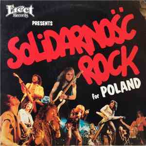 The Lazer Band / Thrust  - Solidarność Rock For Poland album