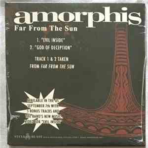 Amorphis / Mnemic / Malevolent Creation - Far From The Sun / The Audio Injected Soul / Warkult album