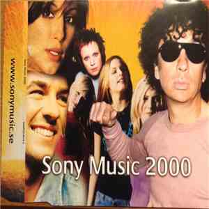 Various - Sony Music 2000 album