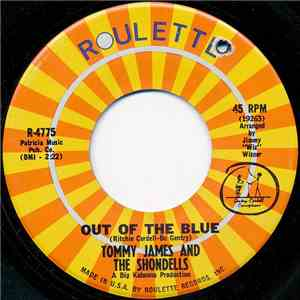 Tommy James And The Shondells - Out Of The Blue / Love's Closin' In On Me album
