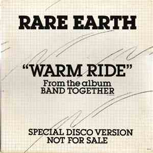Rare Earth - Warm Ride album