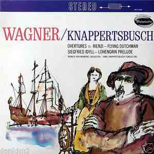 Richard Wagner - Wagner/ Knappertsbusch album