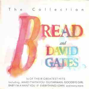 Bread And David Gates - The Collection album