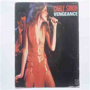 Carly Simon - Vengeance album