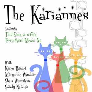 The Kariannes - This Song Is A Cure album