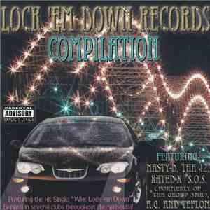 Various - Lock `Em Down Records Compilation album