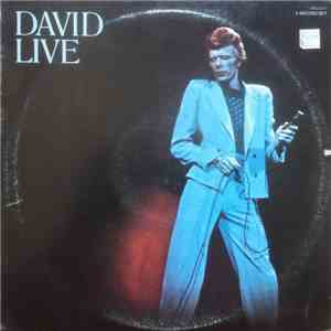 David Bowie - David Live album
