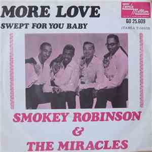 Smokey Robinson & The Miracles - More Love album