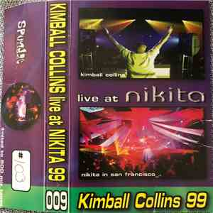 Kimball Collins - Live At Nikita 99 album