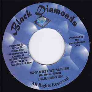 Buju Banton - Why Must We Suffer album