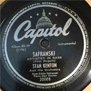 Stan Kenton And His Orchestra - Safranski / Opus In Pastels album