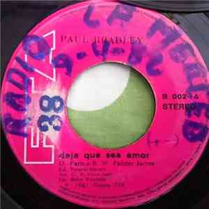 Paul Bradley - Let It Be Love / Secrets album