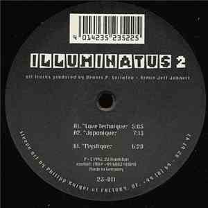 Illuminatus 2 - Love Technique album