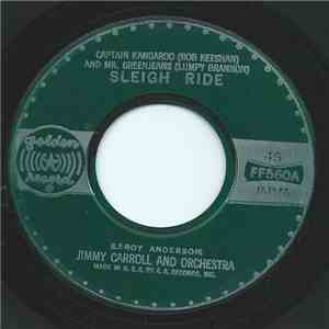 Jimmy Carroll And Orchestra - Sleigh Ride album