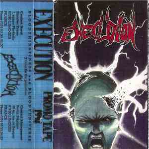 Execution  - Promo Tape 1994 album