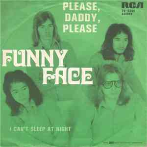 Funny Face  - Please, Daddy, Please album