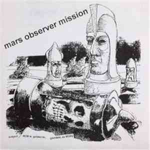 "Mars Observer Mission / Sea Of Cortez - Split 7"" album"