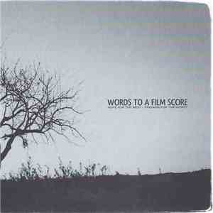 Words To Film A Score - Hope For The Best - Prepare For The Worst album