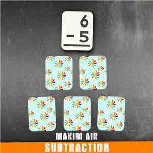 Maxim Air - Subtraction album